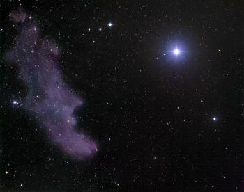 Big And Giant Stars Rigel