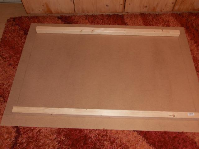 haushaltstipps hintergrundbeleuchtung f r bild selber bauen. Black Bedroom Furniture Sets. Home Design Ideas