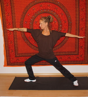 pendlerfitness  Übungen yoga  für anfänger und